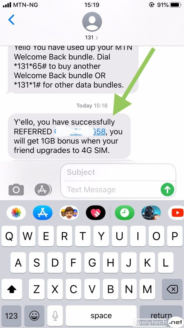 Mtn Just4u Data Offer Is A New Innovation From Mtn We Know There Have Been Numerous Offers From The S A Owned Telecom Operator In The P In 2020 Data Offer Told You