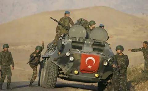(Гл 3) В декабре 2015 года турецкие военные вторглись в Ирак