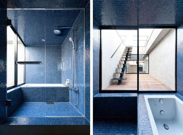 Carrelages de salle de bain originaux