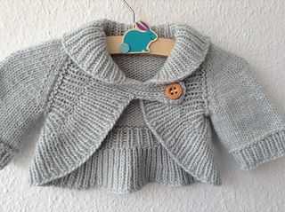 cutest baby shrug!