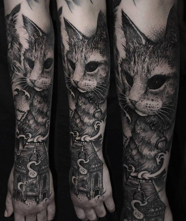 "Robert ""GRINDESIGN"" Borbas, Artists, The International London Tattoo Convention…"