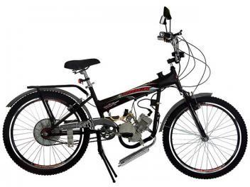 Bicicleta Motorizada Track & Bikes TkX POWER - Aro 24 49CC Lanterna Traseira e Dianteira - Clique na figura e compre conosco