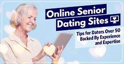 How to Choose Dating Sites for Seniors Over 50