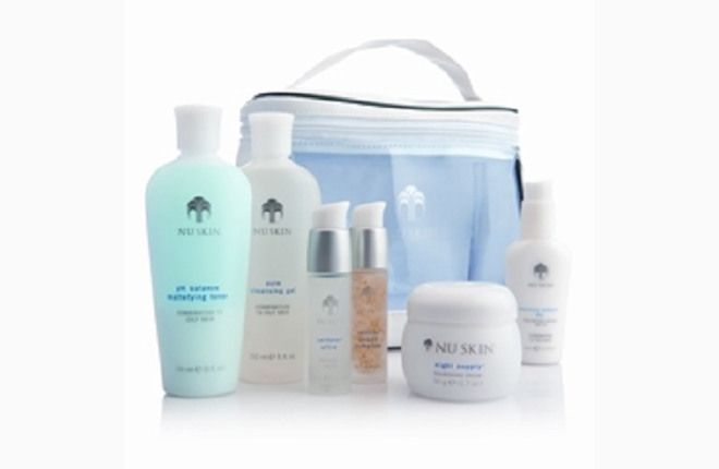 Nu Skin Face Care Collection (Combination to Oily)