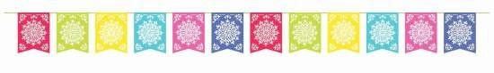 Fiesta Flag Banner for $5.35 in Fiesta - Theme Parties - Theme & Event Parties