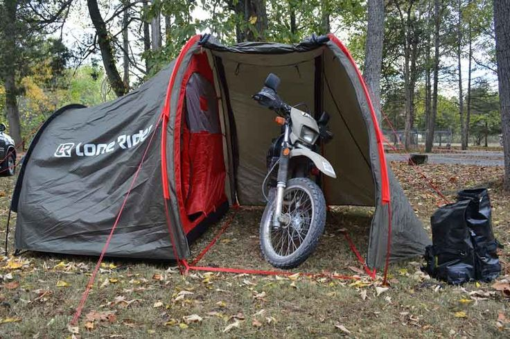 When choosing camping gear to take along on a motorcycling adventure, selecting the right tent is essential to ensure a functional, dry place to recharge your body after a long day in the saddle. Having logged several trips over the last year with...