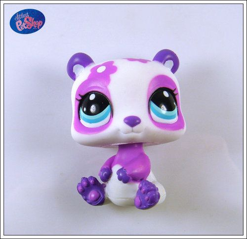 Littlest Pet Shop Collection Child Girl Figure Cute Toy Loose Rare LPS73