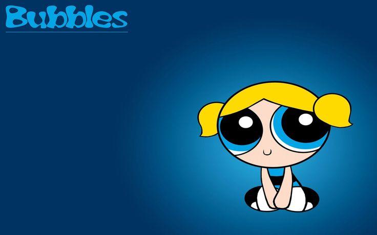 Bubbles #ThePowerpuffGirls #PowerpuffGirls