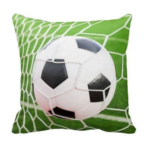football soccer cusion pillow original home decor