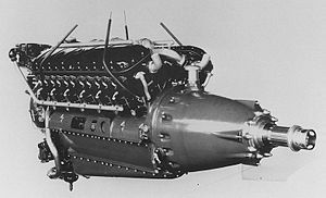 Allison V-12, the engine used in the P-38 Lightning and the original engine for the P-51 Mustang.