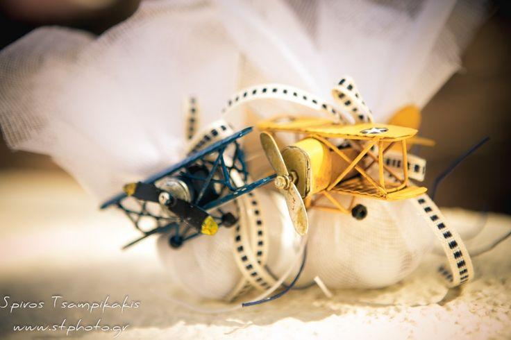 #Aeroplanefavor #bomboniere #Baptism In #Rhodes #WeddingPlanner #Greece #GoldenAppleWeddings