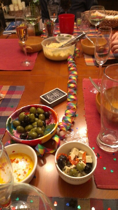 New Year's festivities 2012/13 nearly over in Memmingen, Bavaria.