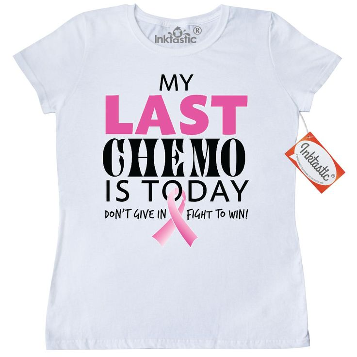 My Last Chemo Is Today Personalized Women S T Shirt