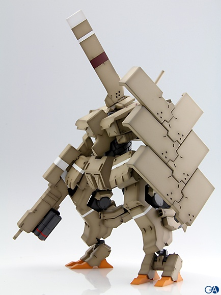 Frame Arms 1/100 48-1 Kagutsuchi Kou [Kotobukiya]