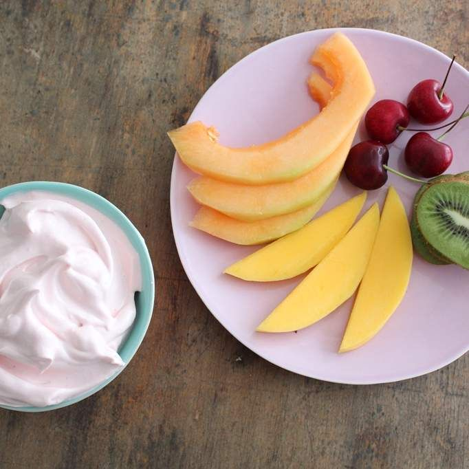 Recipe Fruity cloud dip by Thermomix in Australia - Recipe of category Sauces, dips & spreads