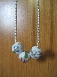 DIY layered beaded necklace: Beaded Necklaces, Beads Necklaces