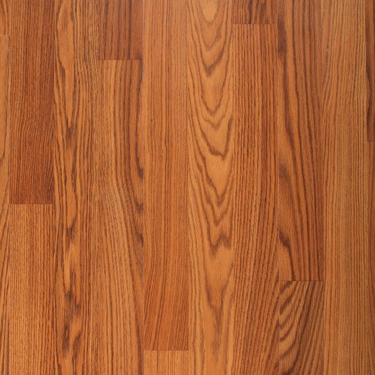 Shop Project Source 8 07 In W X 3 97 Ft L Amber Oak Smooth