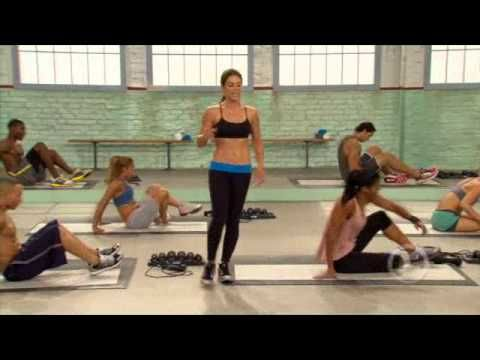 ▶ Jillian Michaels Body Revolution Workout 5 for Phase 2 - YouTube.  @Tricia Dougherty @Kathleen Newell Haikes   This is good. Did it this AM.