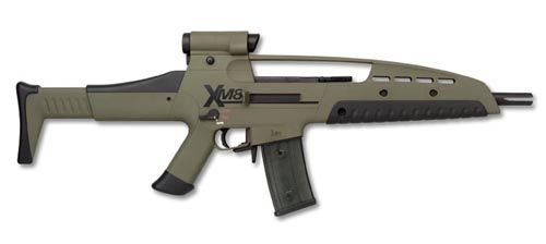 Heckler & Koch XM8 - an early version.