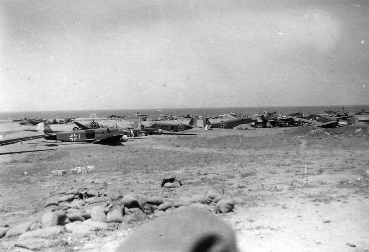 Crete, Maleme airport 1941