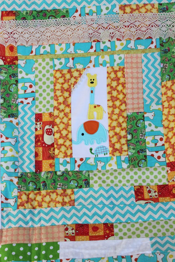 Looking for that special gift? Cot quilt for Boy or Girl  Tee Tee's Designs on Facebook