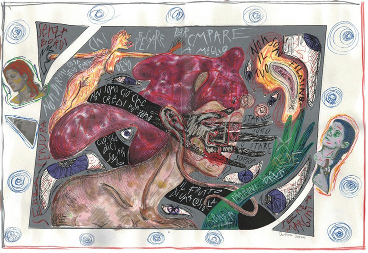 Vagina Power illustration project by @distrofiamuscolare   #illustrazione #woman #power #nude #watecolor #poetry #drawing #draw #art #myart #illustrator #painting #distrofiamuscolare