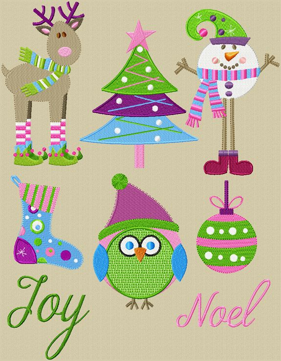 Welcome To Julia's Needle Designs- FREE Set through July 11!! Thank You Cindy!!