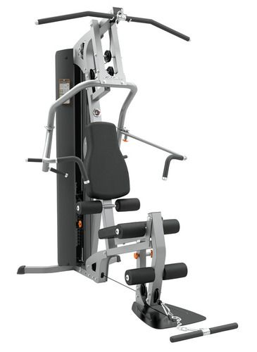 Life Fitness G2 Gym. The Life Fitness G2 Gym is a space-efficient home gym with Variable Arc™ press arm.