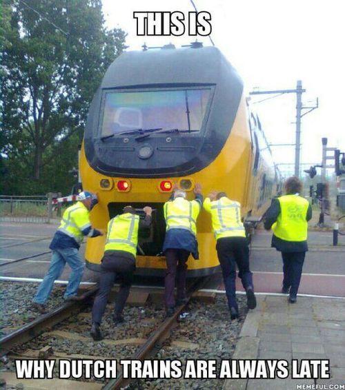 Dutch-Trains
