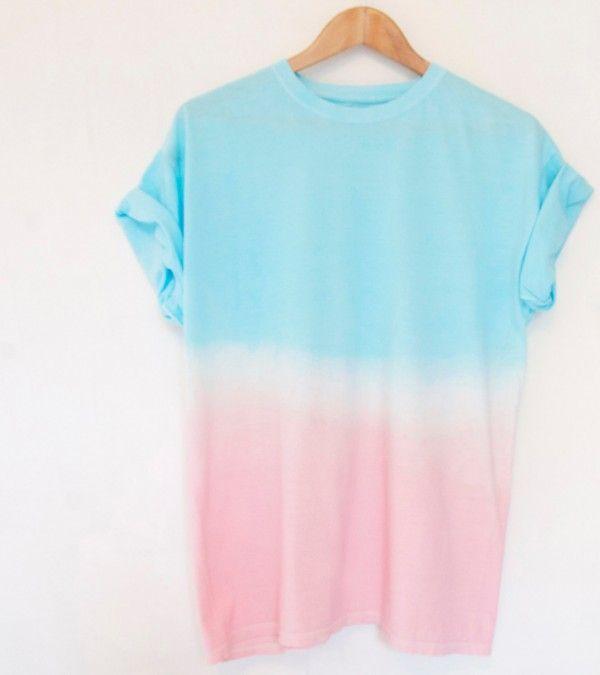 #PANDORAloves Fashion Friday: Pastel Spring Style T-shirt DIY?