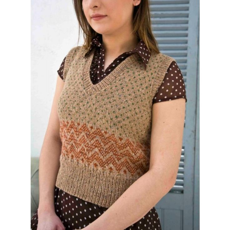 19 best F for Fair Isle images on Pinterest   Knitting stitches ...