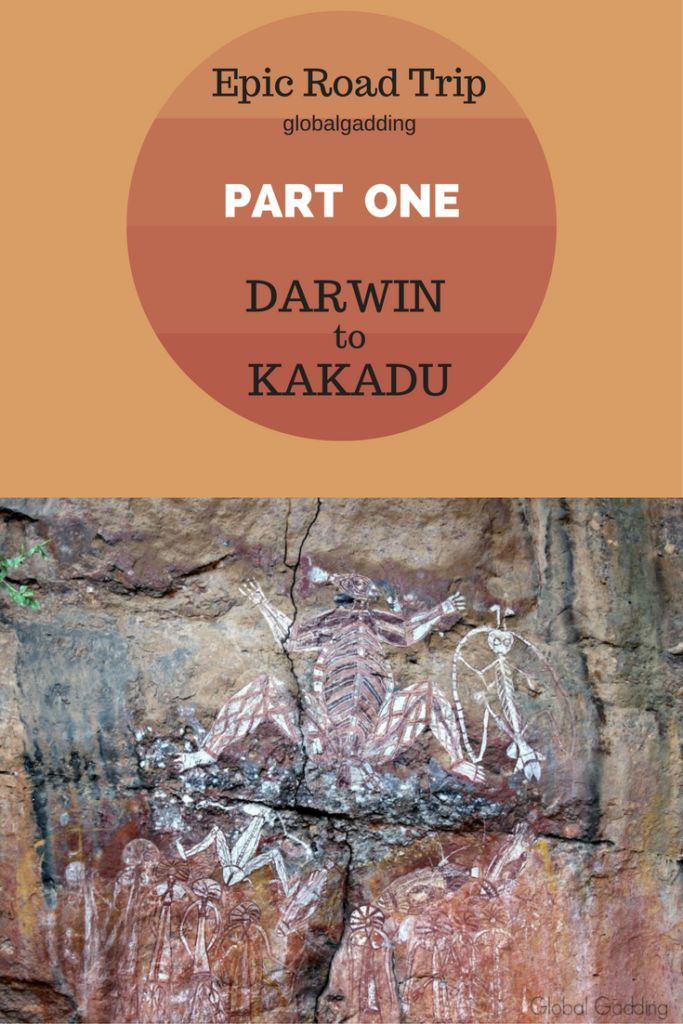 An easy road trip to visit Kakadu National Park from Darwin. Follow this great itinerary for tips. Read more at www.globalgadding.com