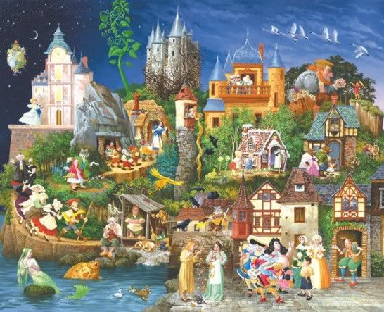 Imagenes de cuentos infantiles -: James Of Arci, Preschool Theme, James Christensen, Holidays Gifts, Faeries Tales, Christensen Art, Crosses Stitches, Jigsaw Puzzles, Fairies Tales