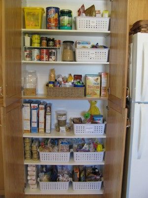 linen closet before and after - Google Search