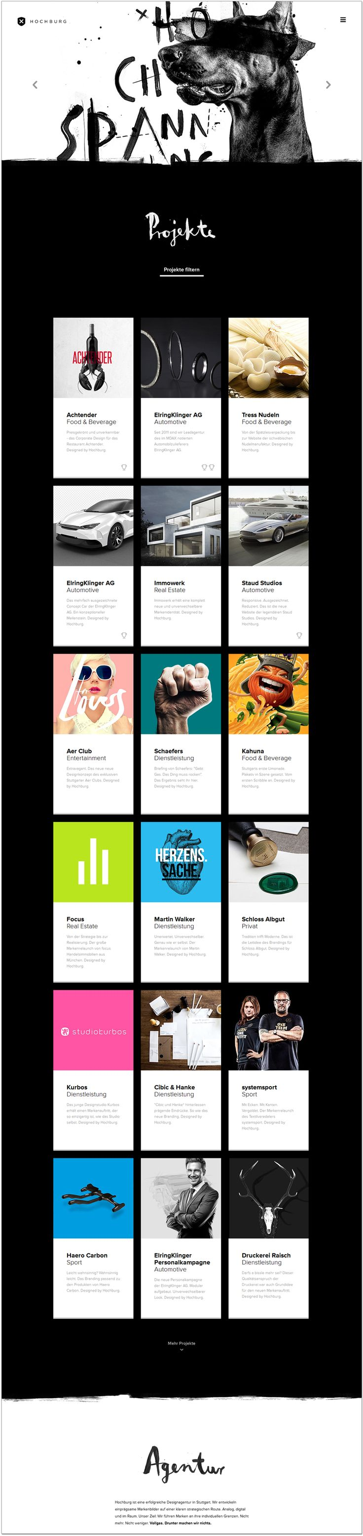 Best 25+ Portfolio web design ideas on Pinterest | Portfolio ...