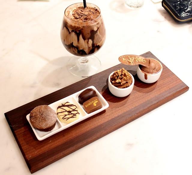 Koko Black Dessert