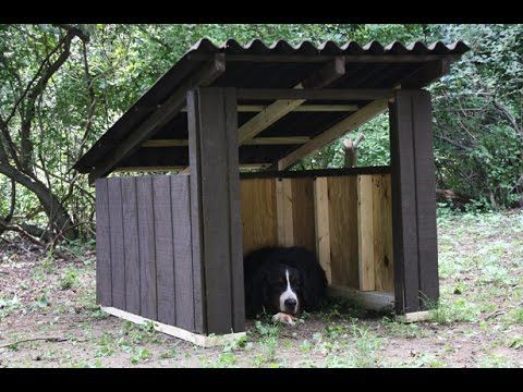 ideas about Dog House Plans on Pinterest   Dog Houses    DIY dog house plans for large dogs