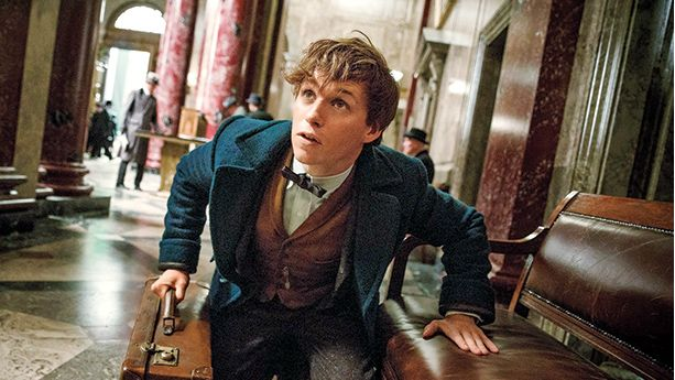First Look at Harry Potter Prequel 'Fantastic Beasts and Where to Find Them'