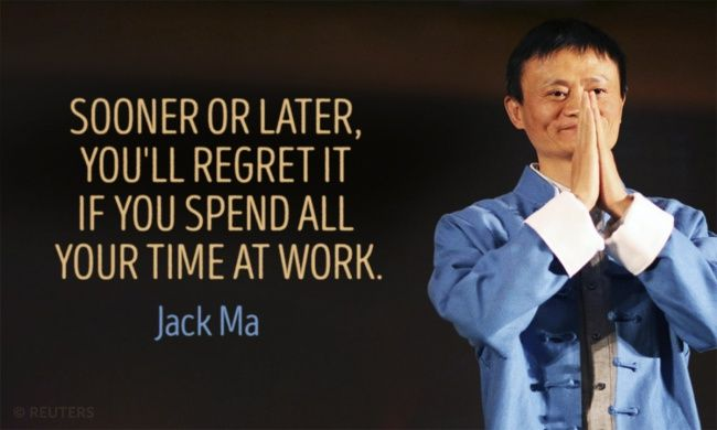 22 brilliant pieces of advice from China's most successful businessman