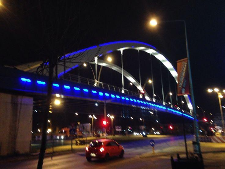 Podul Grozăvești in București, București