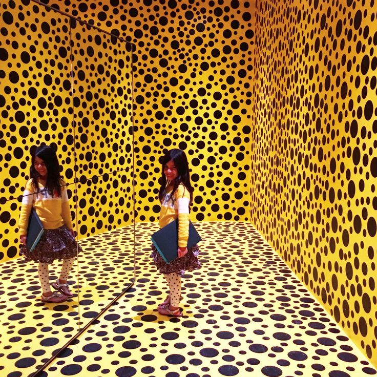 Yoyoi Kusama is one of my favourite artists. Her work is playful, provocative…