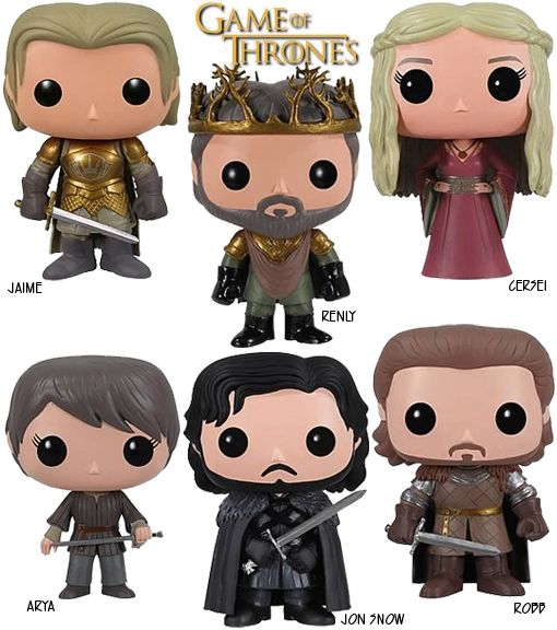 Series 2 of game of thrones figures