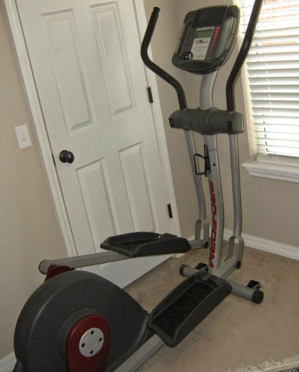 HOW TO REPAIR Pro-Form 480 LE Elliptical Trainer That