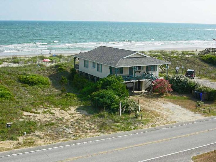 Oak Island Beach Rentals Oceanfront