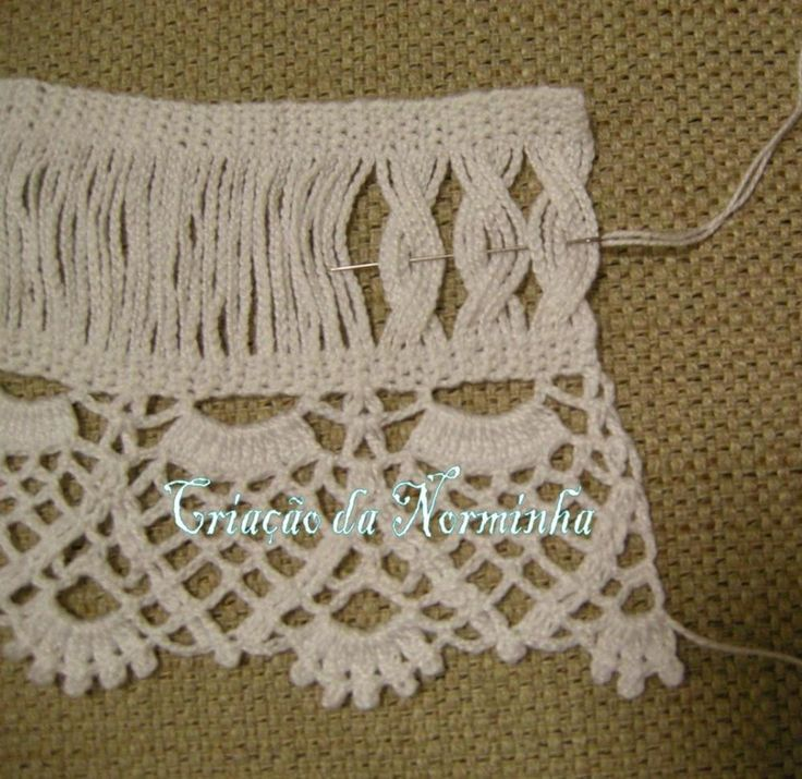 10 (700x680, 352Kb)Crochet Sewing, Puntillas A Crochet, Crochet Tutorials, Crochet Edging,  Dishcloth, Ideas Crochet, Lace Ideas, 70Beauti Crochet, Crochet Happy