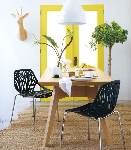 Gus Modern Span Dining Table In Natural Oak As Found On Style At