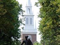Old North Church, Massachusetts, Boston, United States