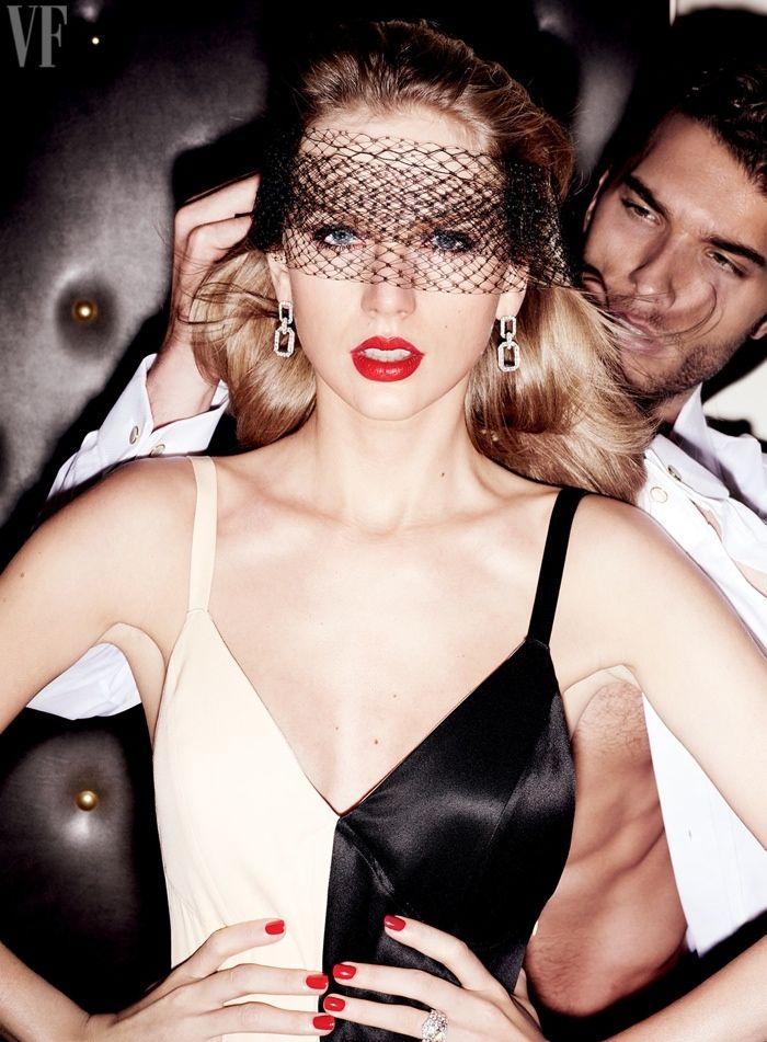 Taylor Swift by Mario Testino for Vanity Fair September2015