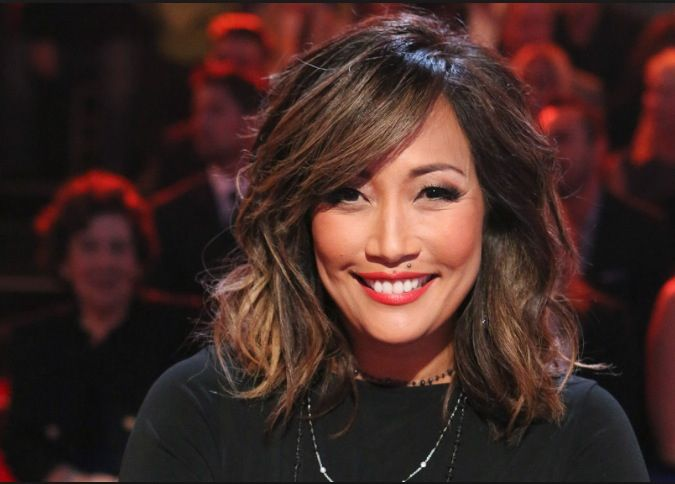 ... hair style- when the extensions come out!! Carrie Ann Inaba medium bob