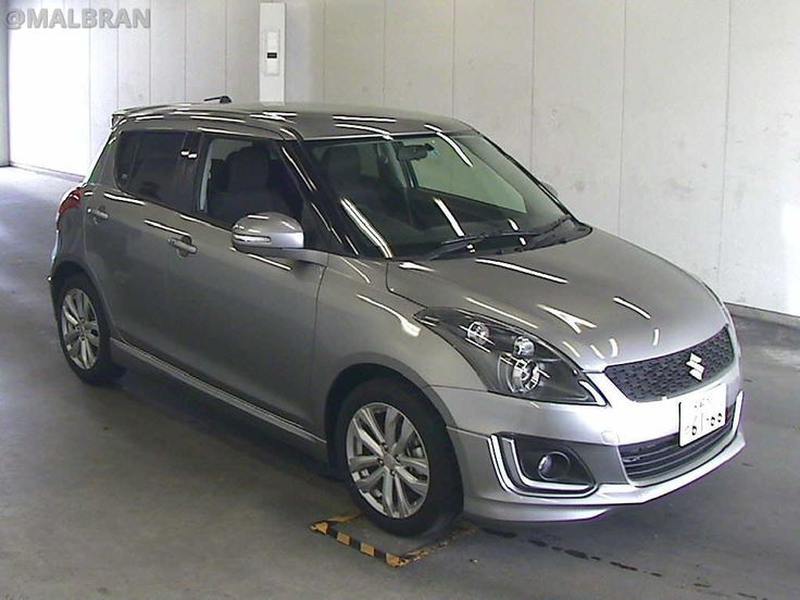 SUZUKI SWIFT - By @MALBRAN